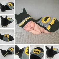 Nouveau-né bébé girls garçons crochets crochet costume photo photographie accessoires
