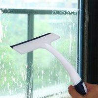 Parabrisas 1PCS multifunción del limpiador del coche Agua Raspador del agua del coche raspado de limpieza de ventanas Herramientas Accesorios de limpieza