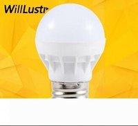 Lampadina LED E27 Globe luci di lampadine 3W SMD2835 lampadine a LED bianco caldo Super Bright Light Bulb risparmio energetico luce 110V 220V