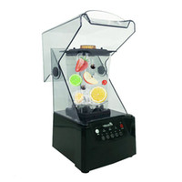 Heißer Verkauf kommerziell 1.8L Mixer Power Professioneller Mixer Mixer Food Processor Juicer Eis Smoothie Maschine Obst