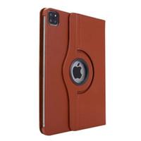 Роскошные кожаные чехлы для iPad Air 2 3 4 5 6 7 PRO 9,7 10.5 10.2 11 Магнитный 360 Вращающийся смарт-подставка Держатель защитная крышка