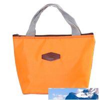 Thermo assurant une isolation thermique en néoprène Lunch Bag pour les femmes enfants Lunchbags Cooler Tote Boîte à lunch Sac d'isolation