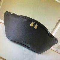 M44336 Discovery Bum Bag Borsa Moda Moda Vita Cintura Eclipse Borse Canvas Fanny Pack Donne da viaggio Torna Trasferito Body Body Borsa Borsa Telefono