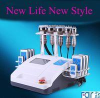 خير نموذج المهنية 40K التجويف الدهون تجميد العلاج بالتبريد التخسيس آلة كرو يبو RF علاج الجسم كله الجمال مصنع آلة العلاقات العامة