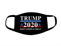 24styles Trump Maske Amerikan Seçim Pamuk Maskeler Amerika Büyük Yine Cosplay Biden Parti Yüz Maskesi tutun Anti Toz Ağız Kapak 500 GGA3566