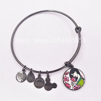 Authentic 925 Sterling Silver pendants Mulan Bangle By Alex ...