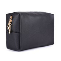 Makeup Bag Cosmetic Organizer Zipper Toiletry Pouch Make up ...