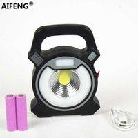 Портативные фонарики Aifeng Светодиодный прожектор Фонарь Открытый водонепроницаемый Аварийный светильник лампы для кемпинга для кемпинга