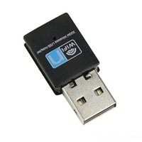 البسيطة 300M USB2.0 RTL8192 واي فاي دونجل واي فاي محول واي فاي لاسلكية دونجل بطاقة شبكة 802.11 ن / ز / ب واي فاي محول LAN