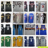 Cheap Wholesale Retro Stitched Jersey Best Quality Beige Yel...