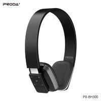 블루투스 헤드셋을 착용하는 이어폰 무선 헤드폰 Proda PD-BH300 무선 음악 게임 편하지 노이즈 휴대 전화에 대한 취소