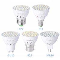 GU10 LED E27 LAMP E14 Spotlight Bulb Lampara GU 10 BOMBILLAS LED MR16 GU5.3 LAMPADA Spotlampa B22 5W 7W 9W