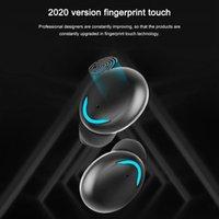 Wireless Earphone Bluetooth V5.0 F9 TWS Bluetooth Headphone LED Display With 2000mah Power Bank Headset With Microphone