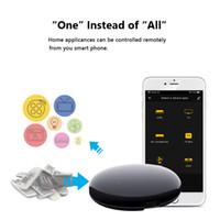 Klima TV Akıllı Ev Kızılötesi Universal Uzaktan Kumanda İçin Alexa Google Ev Aletleri Kontrol için WiFi IR Uzaktan Kumanda