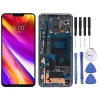 100% Getest Originele Panelen voor LG G7 ThinQ G710 G710EM G710ULM G710AWM LCD-scherm 6,1 inch Digitizer Assembly Vervanging Onderdelen