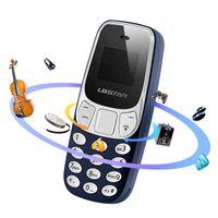 أزياء gtstar l8star bm10 اللاسلكية بلوتوث المسجل الهاتف المحمول خالية من السماعة المزدوج بطاقة sim مصغرة سماعة الهاتف المحمول