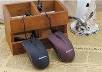 소매 상자 컴퓨터 노트북 노트북 게임 레노버 M20 무료 배송 USB 광 마우스 미니 3D 유선 게이밍 마우스