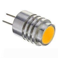 Lampadine a LED AC DC 12V 1.5W Bulbri di mais cristallo ad alta potenza ad alta potenza Lampadine a goccia Lampadario Luce bianca 360 gradi