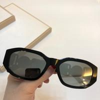 أعلى نوعية جديدة 4361 رجل رجل نظارات شمس نظارات الشمس النساء النظارات الشمسية الاسلوب المناسب يحمي عيون Gafas دي سول هلالية دي سولي مع مربع