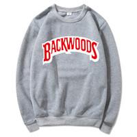 Backwoods sweat à capuche Designer individuel Roche T-shirt Lettre Pull Homme Imprimer Mode Casual Sweat-shirt à manches longues hommes S-3XL