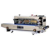 chaud Sac alimentaire 2020 Film plastique automatique en continu d'étanchéité machine d'emballage Machines et équipements Machine d'impression supplémentaire Date de 220v