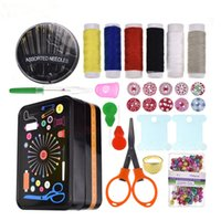 Couture Kits DIY multi-fonctions couture Coffret pour discussion accessoires main quilting Broderie Broder