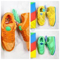 2020 низкий Медведь SB Dunk Пушистой ткани Скейтборд обувь Мужчины Женщина моды Комфортный Открытый Человек Женщина тренер кроссовки CJ5378