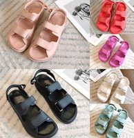 Luxury designer gladiator sandals women Candy Colors summer ...
