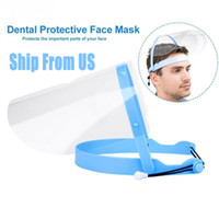 Free DHL Safety Face Shield Full Face Anti Droplet Clear Mas...