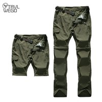 THE ARCTIC LIGHT Quick Dry Cool Long Pants Hiking Outdoor Spring Summer Camping Fishing Breathable Sports Men Plus Size Trousers
