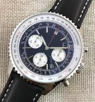 Chronograph 1884 japanische Quarzmens-Edelstahl-Uhr-Sport-Männer Stoppuhr Uhren Automatik Armbanduhr