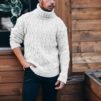 men' s autumn Sweater pullover Men Knitting jumper Long ...
