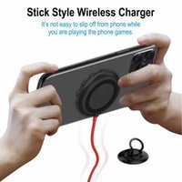 NEW Ring Phone Game Wireless Charger phone holder With Stron...