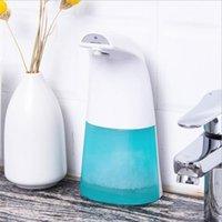 Otel tuvalet sıvı sabunluk FFA4242 temizliği için Akıllı şarj edilebilir kızılötesi sensör otomatik sıvı sabunluk eller