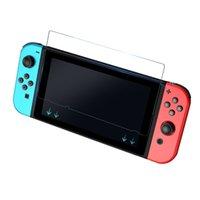 Anahtar Lite için temperli cam 9H net Ekran Koruyucu Gçlendirilmifl Koruyucu Film için Nintendo Anahtarı