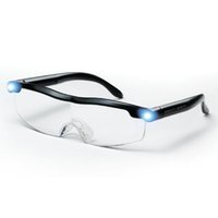 2020 WISH CLUB Multi Strength Reading glasses with LED Men Women glasses Presbyopic Spectacle Diopter Magnifier Light