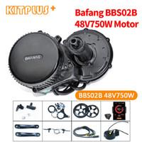 E 변환 750 와트에 대한 팔방 8Fun BBS02 48V750W Ebike 중순 모터 키트 브러시 전기 자전거
