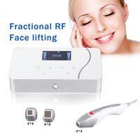 2020 Портативный RF Micro пункция частота Microneedling омоложение RF красоты машина микро иглы Дробное радио для подтяжки кожи