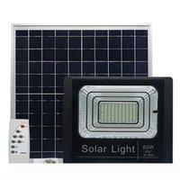 스마트 홈 정원 마당 잔디에 대한 원격 태양 스포트 라이트 램프와 Edison2011 옥외 LED 태양 빛 방수 IP66 LED 홍수 빛