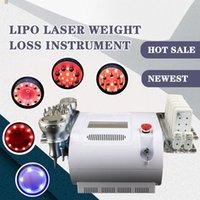 Nuovo arrivo cavitazione Slim pelle RF Lipo Laser dimagrante Forte 40K ultrasuoni vuoto Removal Body Sculpting Cellulite macchina dimagrante