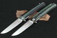 Бесплатный волк D2 подшипник быстрого открытия складной нож карманный нож самообороны ZT BM 940 485 Открытый кемпинг охотничий тактический нож A07