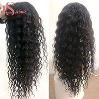 180% 360 Spitze Frontal Perücke für schwarze Frauen Lose Deep Wave 13x4 Spitze Front Menschliches Haar Perücken Remy Ls Haar 13x6 Perücke