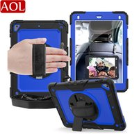 360 Degree Rotating Case For new iPad 10. 2 air2 Pro 9. 7 10. 5...