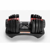 Dumbbell ajustable 2.5-24KG Fitness Sourriots Haltères Poids Construire vos muscles Sports Fitness Fournitures Matériel ZZA2538 Livraison Mer
