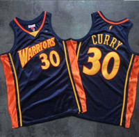 GoldenState # # 13Warriors 30great shooters30 Players 'retro camisetas de baloncesto, en gran medida bordado camiseta de baloncesto