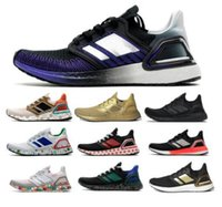 Ultraboost 20 2020 UB 6.0 Laufschuhe Herren Damen Ultra-Se Triple-Grau Global Currency Goldmetallischer Run-Licht-Sport-Trainer-Turnschuhe