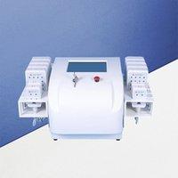 980nm Lipo Лазерная система Fat Диодный лазер жира Удаление Lipolaser Липосакция Удаление целлюлита Lipo лазерная машина для похудения