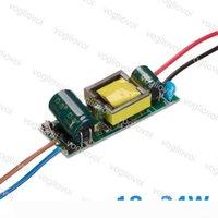 Iluminação Spotlight Bulb Transformadores 300MA 110 220V 240V IP20 18W 19W 20W 21W 22W 23W 24W Para Downlight Construído em Controlador PCB EUB