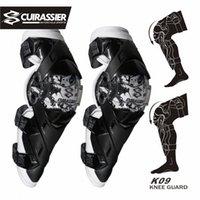 ginocchiere corazzieri Moto Kneepad di protezione della protezione Off Road MTB Motocross Brace gomito protezioni Accessori gHrW #