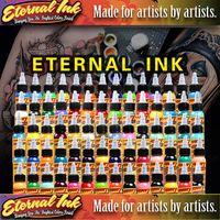 16Pcs Body Paint Eternal чернила татуировки набор Перманентный макияж красящий пигмент бровей Карандаш для глаз татуировки тела краской Макияж чернил Инструменты